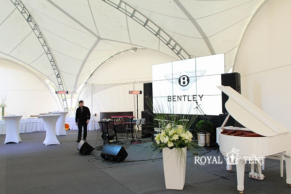Bentley Minsk Opening